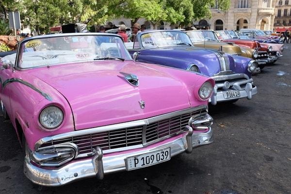 Car Rentals in Cuba