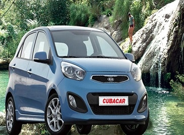 Cuba Car Rental in Varadero