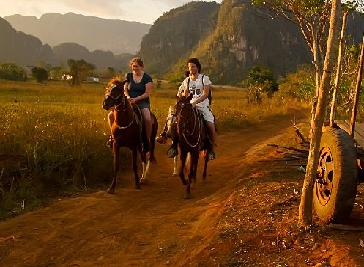 Horse Riding in